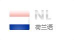 荷兰语网站建设