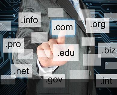 企业级域名解决方案